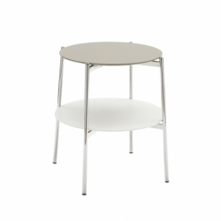 SHIKA Ø42 - Side Table -  -  Silvera Uk