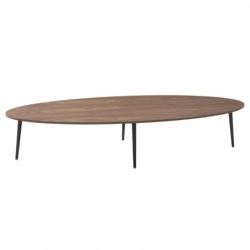 SOHO L 160 - Coffee Table - Designer Furniture -  Silvera Uk