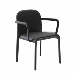 SCALA with armrests - Dining Armchair - Designer Furniture -  Silvera Uk