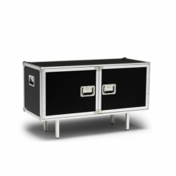 TOTAL FLIGHTCASE L 120 - Storage Unit - Designer Furniture -  Silvera Uk