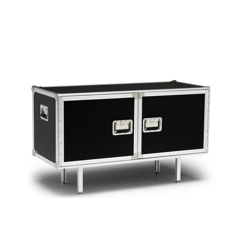 TOTAL FLIGHTCASE L 120 - Storage Unit - Designer Furniture - Silvera Uk