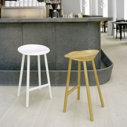 ST10 JEAN - Bar Stool - Designer Furniture - Silvera Uk