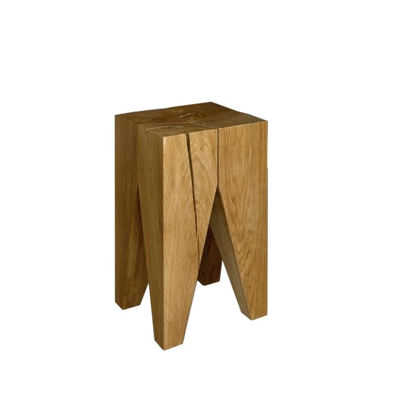 ST04 BACKENZAHN STOOL - Stool - Designer Furniture - Silvera Uk