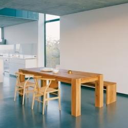 BIGFOOT - Dining Table - Designer Furniture - Silvera Uk