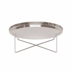 CM05 HABIBI Ø 57 x H 30 - Coffee Table - Designer Furniture -  Silvera Uk