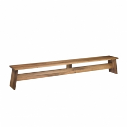 DC02 FAWLEY L 210 - Designer Bench - Showrooms -  Silvera Uk