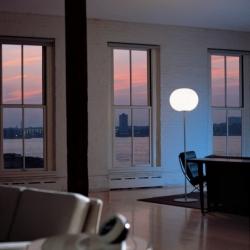 GLO-BALL F3 - Floor Lamp - Designer Lighting - Silvera Uk