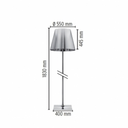 KTRIBE - Floor Lamp - Designer Lighting - Silvera Uk