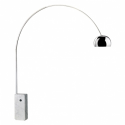 ARCO - Floor Lamp - Showrooms -  Silvera Uk