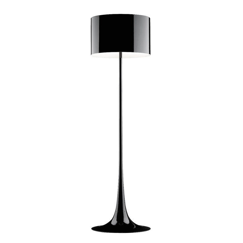 SPUN LIGHT F - Floor Lamp - Designer Lighting - Silvera Uk