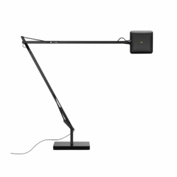 KELVIN LED BASE - Desk Lamp - Designer Lighting - Silvera Uk