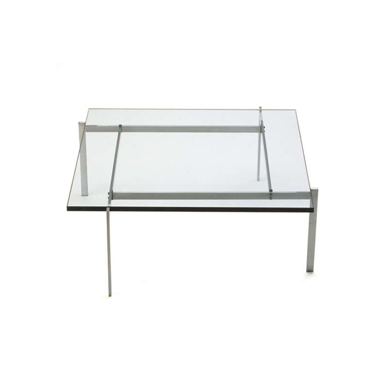 PK 61A Glass - Coffee Table - Designer Furniture - Silvera Uk
