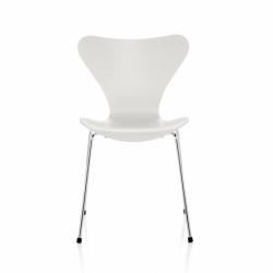SERIE 7 Stained ash - Dining Chair - Designer Furniture -  Silvera Uk