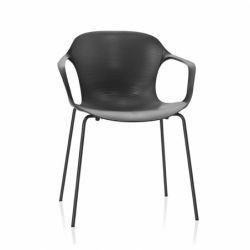 NAP 4 legs - Dining Armchair - Designer Furniture -  Silvera Uk