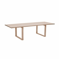 ESSAY - Dining Table - Spaces -  Silvera Uk