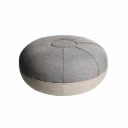 CECILIE MANZ Ø 60 - Pouffe - Designer Furniture -  Silvera Uk
