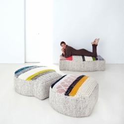 MANGAS CAMPANA - Pouffe - Designer Furniture - Silvera Uk