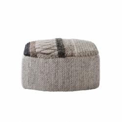 MANGAS CARAMELO Naturales - Pouffe - Designer Furniture -  Silvera Uk