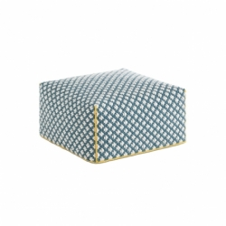 SILAÏ 68x68 - Pouffe - Designer Furniture -  Silvera Uk