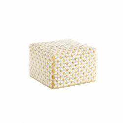 SILAÏ 52x52 - Pouffe - Designer Furniture -  Silvera Uk