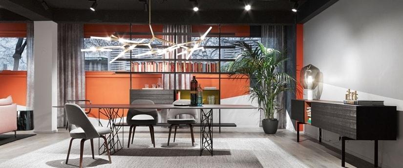 Showroom, Designer Furniture in Paris, France