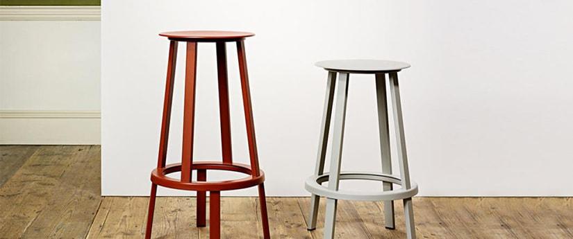 Bar Stool - Designer Furniture - Silvera Uk
