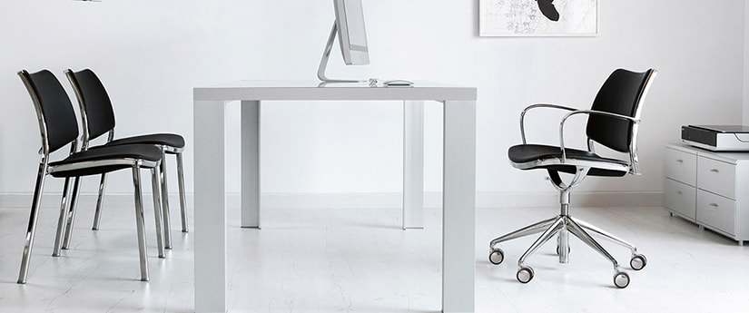 Office Chair - Designer Furniture - Silvera Uk