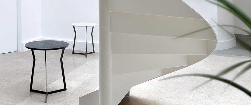 Side Table - Designer Furniture - Silvera Uk