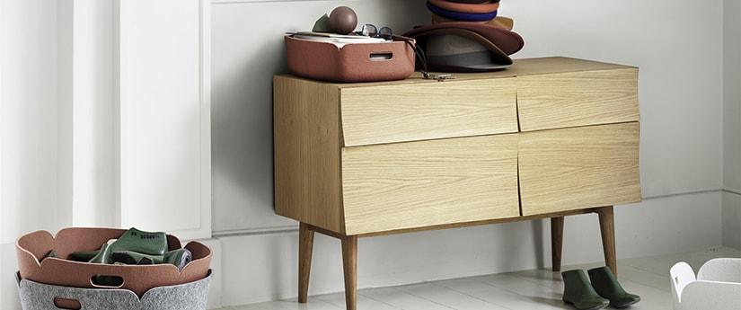 Storage Unit - Designer Furniture - Silvera Uk