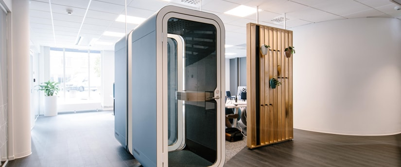 Soundproof Booth - Silvera Contract - Silvera Uk