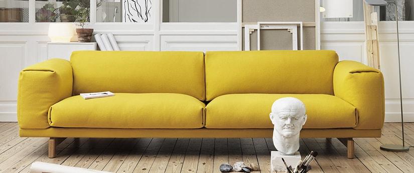 Sofa - Designer Furniture - Silvera Uk
