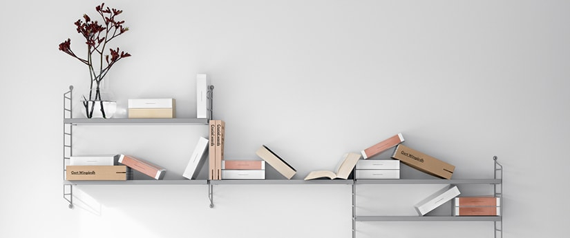 Shelving - Designer Furniture - Silvera Uk