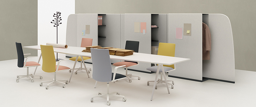 Designer Furniture for Offices and Commercial Spaces – Silvera Contrac