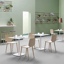 Cafeteria - Themes -  Silvera Uk