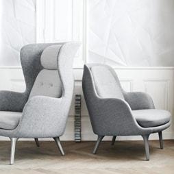 Easy chair - Designer Furniture -  Silvera Uk