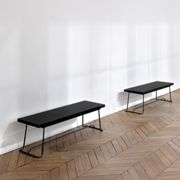Designer Bench - Designer Furniture -  Silvera Uk