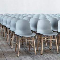 Chair - Silvera Contract -  Silvera Uk