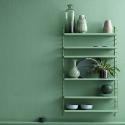 Shelving - Designer Furniture -  Silvera Uk