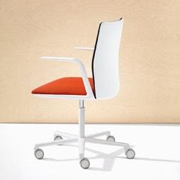 Ergonomic Office Chair - Silvera Contract -  Silvera Uk